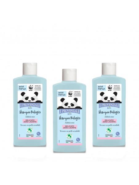 Kit I Provenzali - Bimbi Shampoo WWF