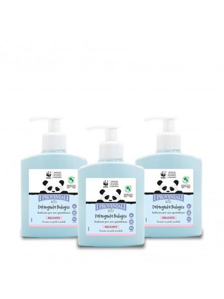 Kit I Provenzali Detergente Bimbi WWF