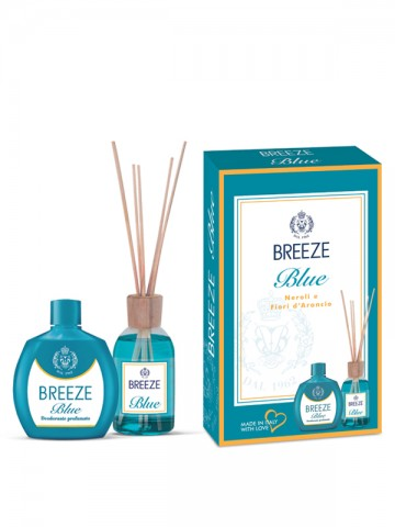 BREEZE - COFANETTO BLUE