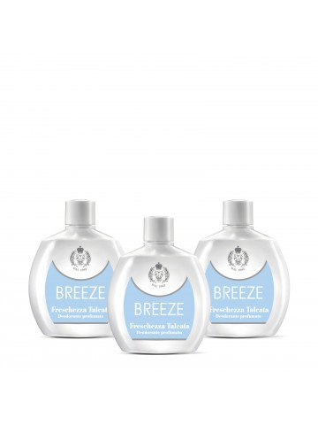 3Pack Breeze - DEO SQUEEZE...