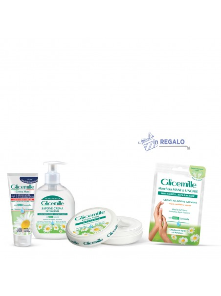 Kit Glicemille - BEAUTY ROUTINE QUODITIANA MANI