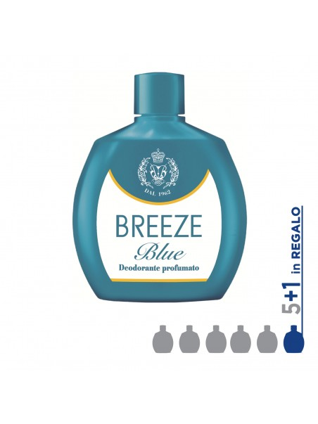 Kit Breeze - DEO SQUEEZE BLUE