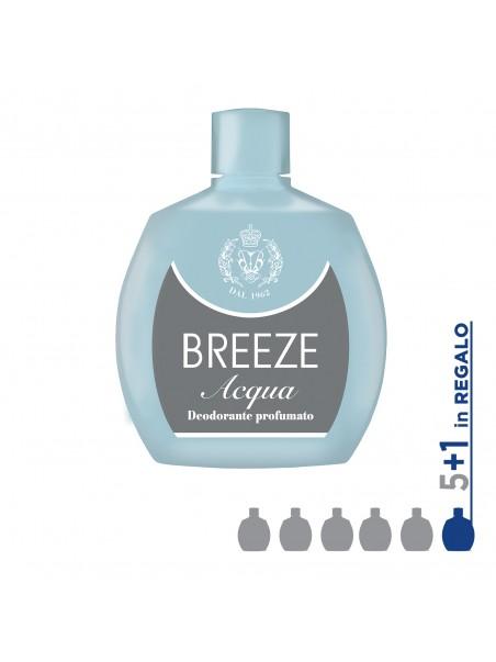 Kit Breeze - DEO SQUEEZE ACQUA