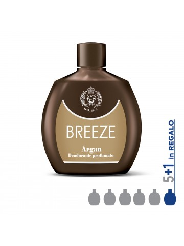 Kit Breeze - DEO SQUEEZE ARGAN