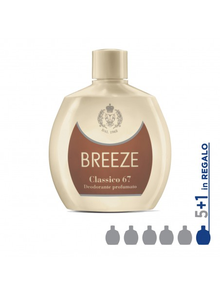 Kit Breeze - DEO SQUEEZE CLASSICO 67