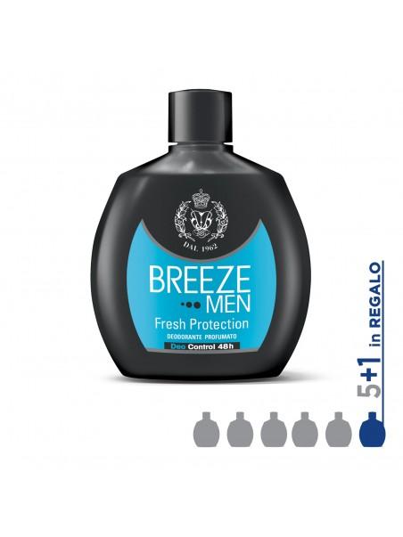 Kit Breeze Men - DEO SQUEEZE FRESH PROTECTION