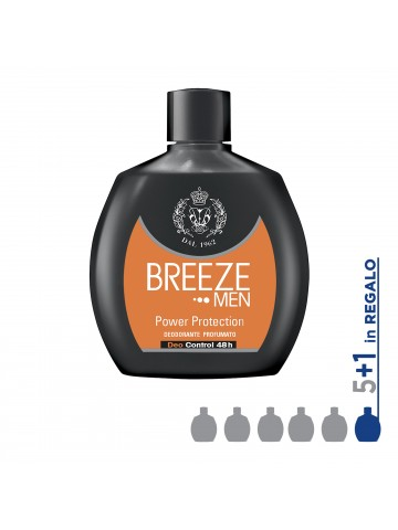 Kit Breeze Men - DEO...