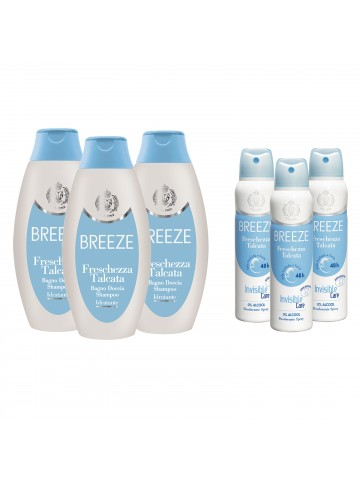 Kit Breeze - FRESCHEZZA...