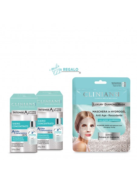 2Pack Clinians - SIERO CONCENTRATO INTENSE A
